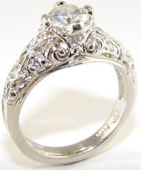 old wedding rings images Best vintage engagement ring designs engagement rings depot jpg