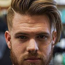 brilliant long comb over fade haircut with mens hairstyles long