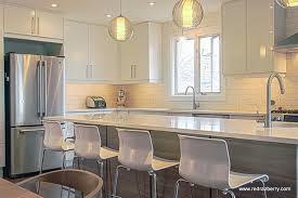 mid century modern ikea kitchen reno midcentury kitchen