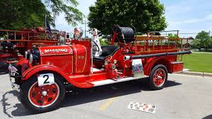 Antique Ford Truck Models - gallery of ford model aa fire truck