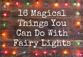 Fairy Lights For Bedroom - 16 magical things you can do with fairy lights jpg