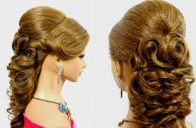 prom hairstyles for medium hair prom hairstyle for long hair tutorial youtube