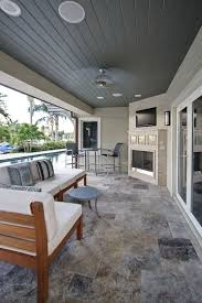 Outdoor Patio Ceiling Ideas by Best 25 Florida Lanai Ideas On Pinterest Lanai Ideas Lanai