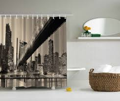 Croscill Yosemite Shower Curtain by Nyc Themed Bathroom Accessories Bathroom Accessories Pinterest