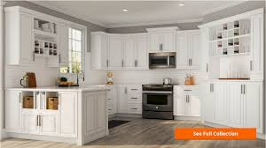 42 inch kitchen cabinets hton bay shaker assembled 30x42x12 in wall kitchen