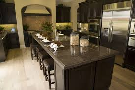 dark kitchen cabinets with light floors kitchen ideas dark wood cabinet kitchen with granite light
