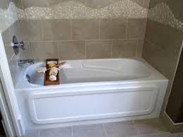 small bathroom with soaker tub travel trailers bathrooms ffceba