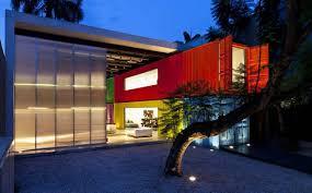 les plus belles maisons faites avec des containers de stockage cabin