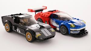 lego ferrari speed champions lego u0027s ford gt speed champions kit is already a winner
