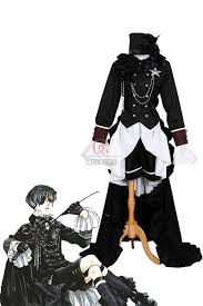 Butler Halloween Costume Buy Black Butler Ciel Phantomhive Cosplay Costume Classical