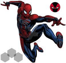 spider man ps4 spider man by brokennoah on deviantart