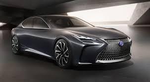lexus lf lc concept car price lexus lf lc concept price design release date