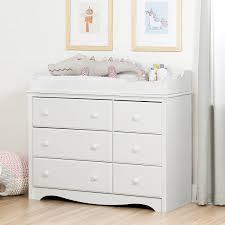 Pali Changing Table Dresser White Baby Furniture Addison Flat Top Crib 5piece Nursery