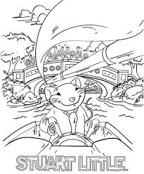 stuart coloring pages