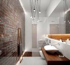beleuchtung badezimmer indirekte beleuchtung und akzente im industrial stil im bad bad