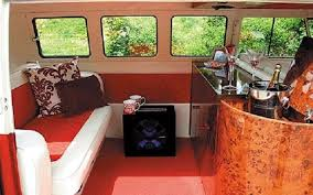Camper Interiors The 10 Coolest Custom Vw Bus Interiors