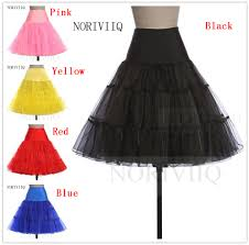 slips for skirts aliexpress com buy retro white black petticoat skirts