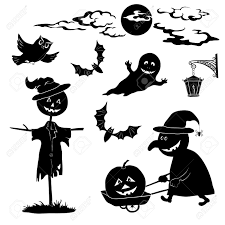 halloween cartoon royalty free cliparts vectors and stock