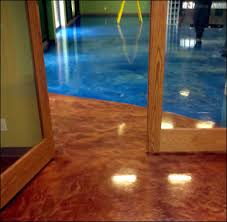 light stained concrete floors acid staining concrete installation concrete acid stained services