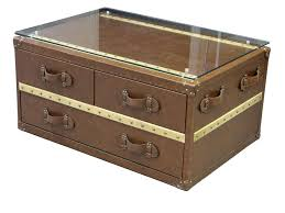storage trunk coffee table type tables zone chest cheap thippo