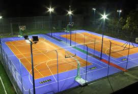 basketball courts with lights near me lighting sportcourtbc com