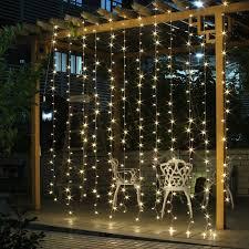 Ebay String Lights by 6 3m 600led Cascada Cortina Luces Cadena De Luz Boda Fiesta