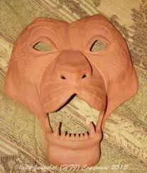 lion mask lion mask a work in progess by tomcat priest on deviantart
