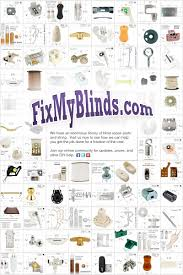 do it yourself blind repair and home window covering repair fix