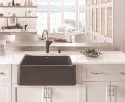 kitchen beautiful undermount kitchen sinks blanco faucet parts