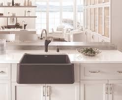 Silgranit Kitchen Sink Reviews by Kitchen Extraordinary Undermount Kitchen Sinks Blanco Faucet
