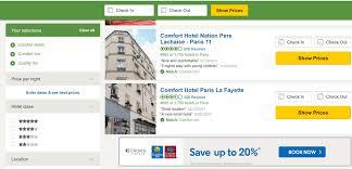 Comfort Hotel Paris La Fayette Analysis Of Choice Hotels In Paris Spring Deals Loyalty Traveler