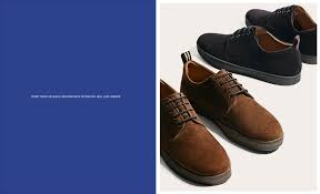 men u0027s leather shoes zara united states