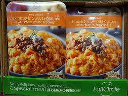 Costco Thanksgiving Full Circle Sweet Potato Casserole