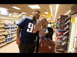 jurrell casey s thanksgiving giveaway at kroger