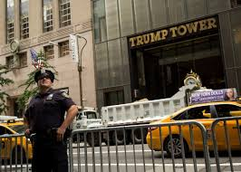 Trump Tower Ny Justice Department Confirms There U0027s No Evidence Obama Wiretapped
