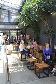 Restaurant Patio Tables by 11 Best Abbot Kinney Dining With Nature Images On Pinterest
