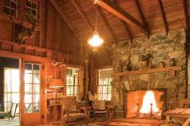 stone fireplace the rustic stone fireplace amazing adirondack designs
