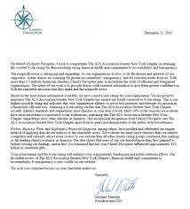 letter of application charity als greater new york chapter receives 4 star rating from charity als greater new york chapter received 4 star rating from charity navigator december 2016