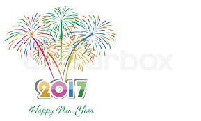 happy new year backdrop happy new year fireworks 2017 background design stock