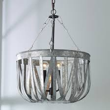 Basket Chandeliers Rustic Wooden Wrought Iron Chandeliers Shades Of Light