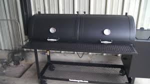 24 u0027 u0027 x 60 u0027 u0027 backyard offset pipe smoker by lone star grillz youtube