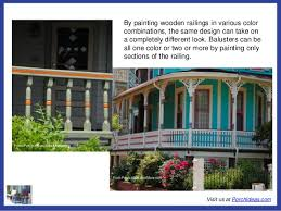 raving about porch railings