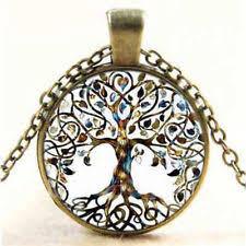 celtic tree of pendant ebay