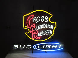 bud light lighted sign ccr bud light beer neon lighted sign collectible discoverstuff