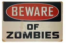 halloween zombies hanging door and wall signs halloween wikii