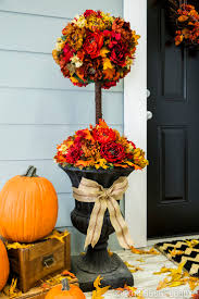 Topiary Balls With Flowers - 25 unique fall topiaries ideas on pinterest pumpkin topiary