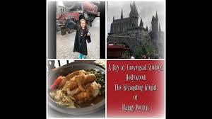 universal studios wizarding world of harry potter