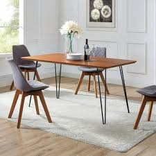 Walnut Dining Room Furniture Walnut Finish Kitchen Dining Room Tables For Less Overstock