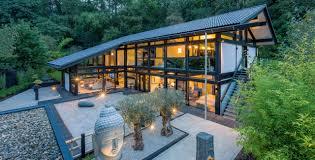 Wohnhaus Kaufen Gesucht Moderne Fachwerkhäuser Aus Holz Und Glas Das Original