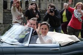 pippa middleton wedding stunning bride pippa marries groom james